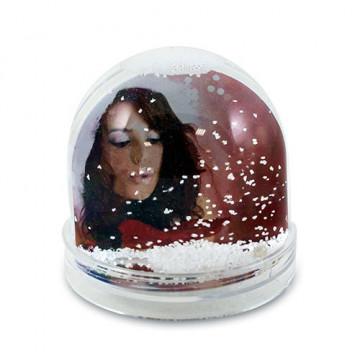 Grande boule à neige...