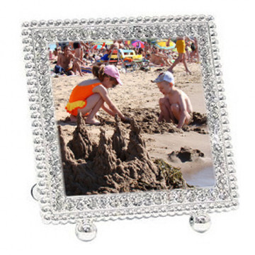 Cadre photo Swarovski carré