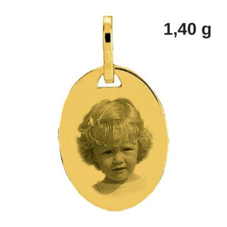 Bijoux personnalisé en or 18 carats certifié
