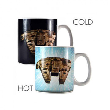 Tasse Star Wars thermoréactive