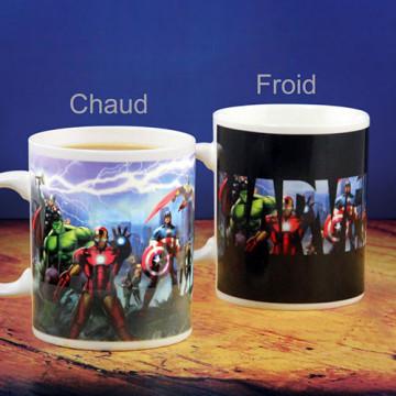 Mug Marvel magique