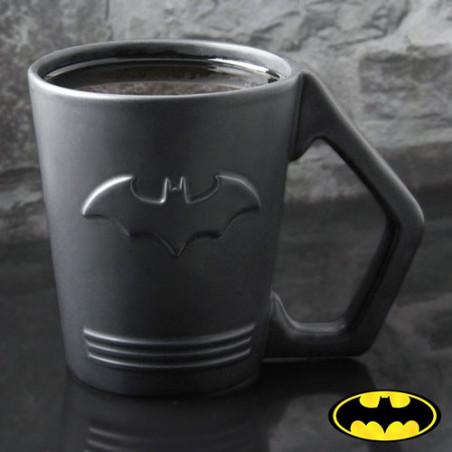 Tasse Batman en relief