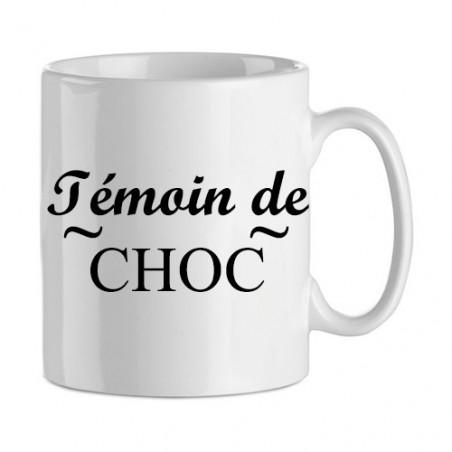 "Photo sur tasse : Mug ""Témoins"""