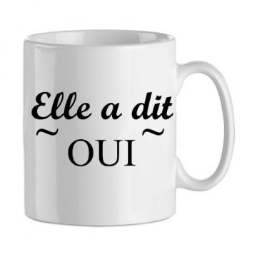 Cadeau de mariage: Mug...