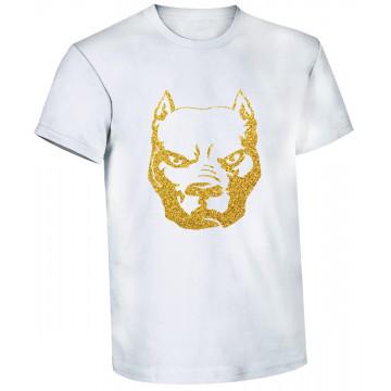 Tee shirt tribal blanc...