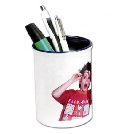 Photo sur tasse : pot à crayons