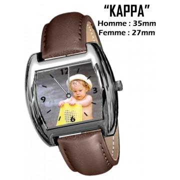 "Photo sur montre ""KAPPA"""