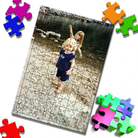 Photo sur puzzle 28x40 cm 130 ou 196 pièces