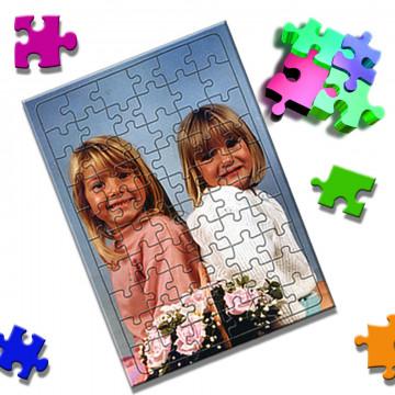 Puzzle personnalisé format...