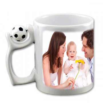 Photo sur tasse Football