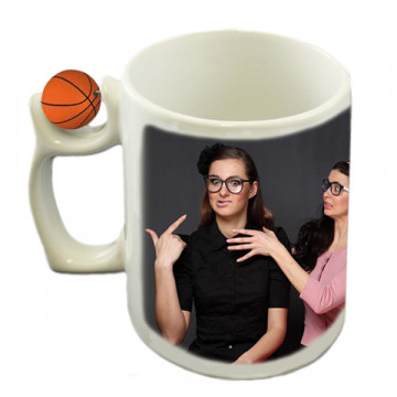 Photo sur tasse Basketball