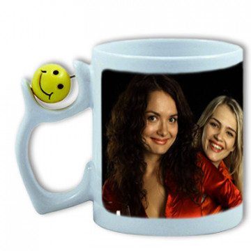 Photo sur tasse Smiley