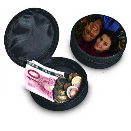 Porte monnaie personnalisé photo