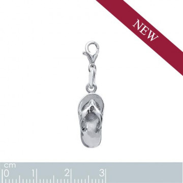 "Charms argent ""tong"""