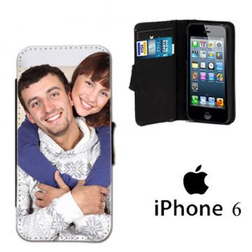 Coque portefeuille Iphone 6