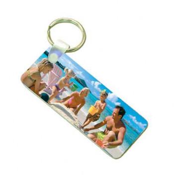 Porte clé photo PVC...
