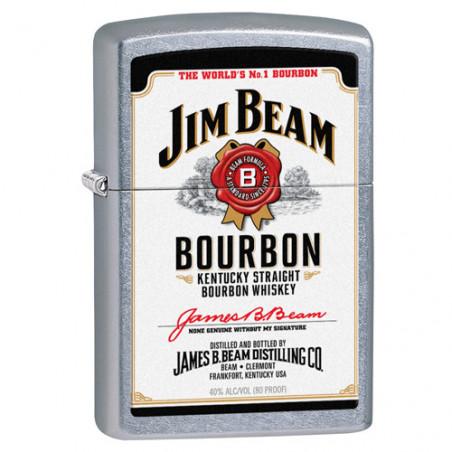 Zippo personnalisé Jim Beam Bourbon