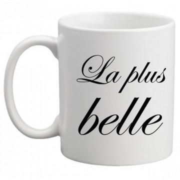 """Mug personnalisé """"La plus..."""